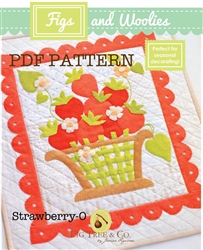 FIGS & WOOLIES: Strawberry-O Downloadable