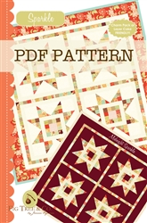 Sparkle Pattern - Charm Pack of Layer Cake Friendly