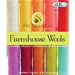 Farmhouse Wool Threads