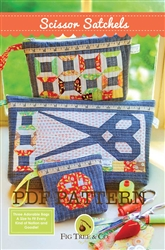 Scissor Satchels Downloadable