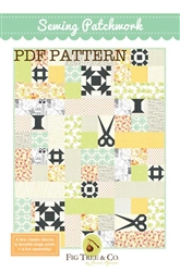 Sewing Patchwork Downloadable