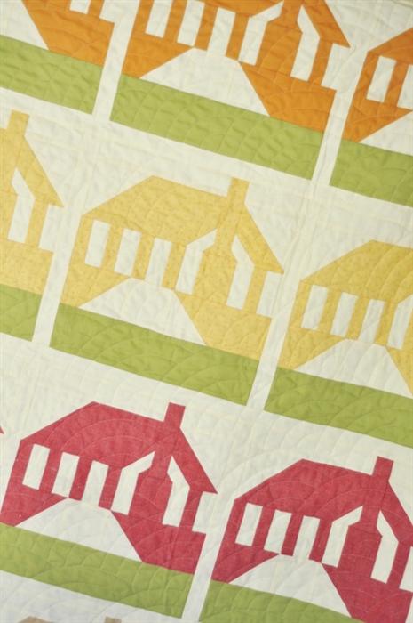 Homestead Quilt Kit Vintage Version