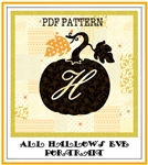 All Hallow's Eve Silhouette PDF